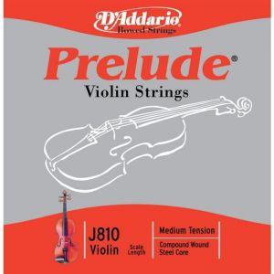 D'Addario Daddario Cordes Violon Prelude 3/4 Medium