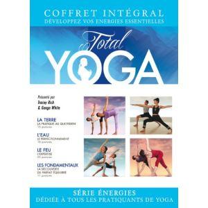 Total Yoga (Coffret 4 DVD)