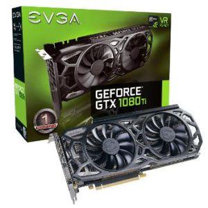 Evga GeForce GTX 1080 Ti SC Black Edition ICX 11 Go