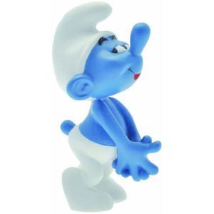 Plastoy 00163 - Figurine Schtroumpf timide