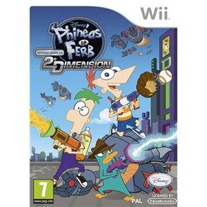 Phineas et Ferb : Voyage dans la Deuxième Dimension [Wii]