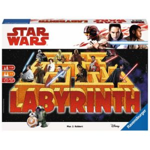 Ravensburger Labyrinthe Star Wars VII