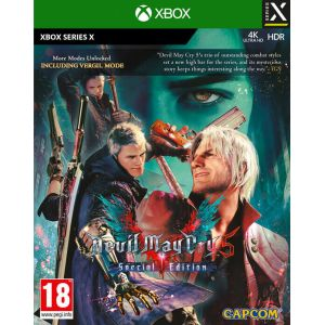 Devil May Cry 5 Special Edition (Xbox Series X) [Xbox Series X|S]