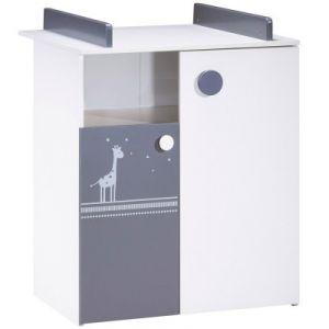 commode gris anthracite comparer 126 offres. Black Bedroom Furniture Sets. Home Design Ideas