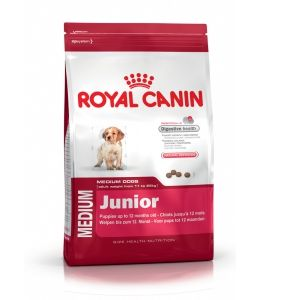 Royal Canin Medium Junior - Sac de 15 kg