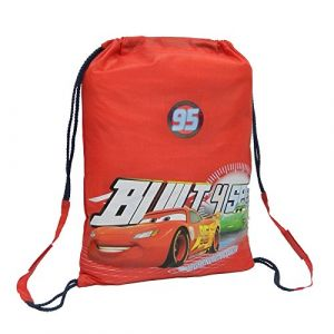 Gym bag Disney impression et logo Cars
