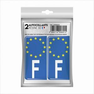 Cadox 2 Stickers En 3d Effet Carbone Europe