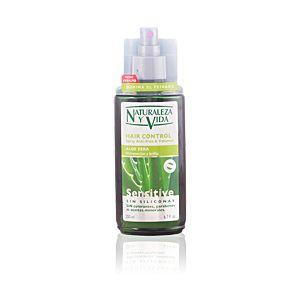 Naturaleza y Vida Hair Control - Spray anti-frizz & volumen - 200 ml