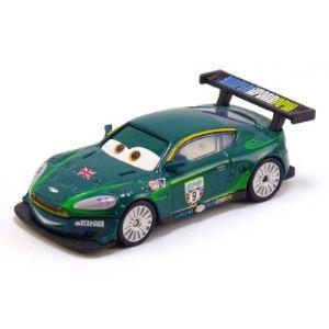 Mattel Cars Nigel Gearsley