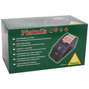Piatnik Sabot à cartes avec machine à battre les cartes