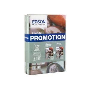 C13S042176 EPSON Glossy Photo Paper 10x15 бумага 50листов