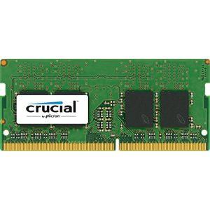 Crucial CT4G4SFS824A - Barrette mémoire SO-DIMM DDR4 4 Go 2400 MHz CL17 SR X8