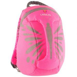 LittleLife Sac à dos junior ActionPak papillon rose