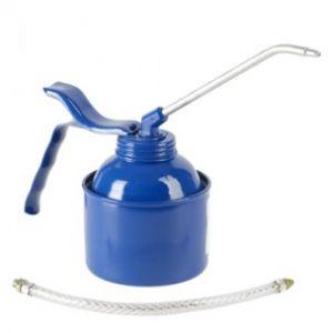 Pressol Burette 350 ml acier, bleu - 05224