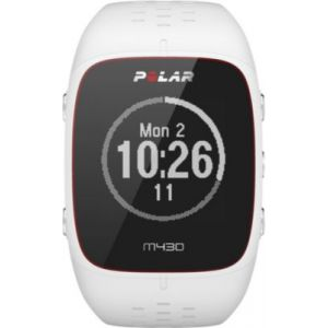 Polar M430 - Montre GPS de running avec cardiofréquencemètre