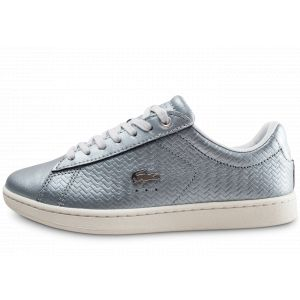 Lacoste Basket mode sneakerbasket mode sneakers carnaby gris blanc 37