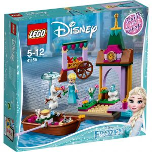Lego 41155 - Les aventures d'Elsa au marché