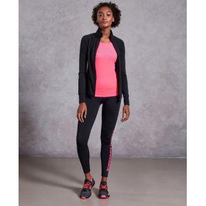 Superdry Legging Core Essential - Couleur Noir - Taille 40