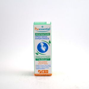 Puressentiel Respiratoire - Spray nasal hypertonique