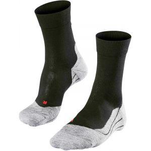 Falke RU4 - Chaussettes course à pied Femme - gris/noir EU 37-38 Chaussettes Running