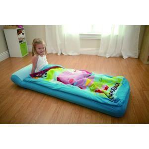 intex lit d 39 appoint enfant 1 place avec combi couette. Black Bedroom Furniture Sets. Home Design Ideas