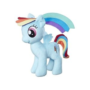 Hasbro Peluche Rainbow dash My Little Pony 25 cm