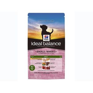 Hill's Ideal Balance Canine Adult Small Breed Poulet & Riz 2 kg