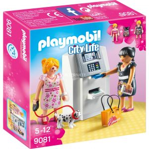 Playmobil 9081 City Life - Distributeur automatique