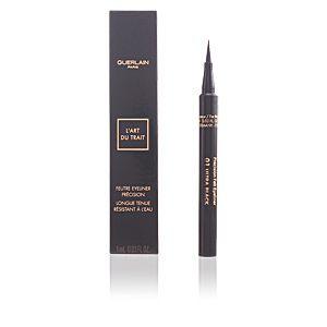 Guerlain L'Art du Trait 01 Noir - Feutre eyeliner précision longue tenue résistant à l'eau