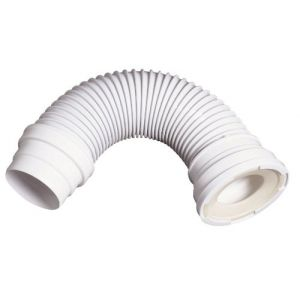 Wirquin 71070201 Pipe soupless ultra courte Diamètre 93/100 Longueur 325 mm