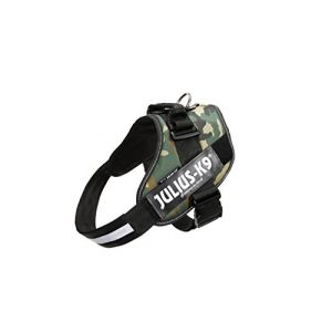 Julius K9 Harnais IDC Power Camouflage Armée Taille 2