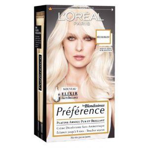 L'Oréal Préférence Platine Absolu