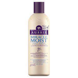 Aussie Miracle Moist Shampoing 500 ml