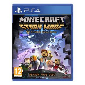 Minecraft : Story Mode [PS4]