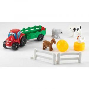 Ecoiffier Abrick, Tracteur remorque Fast Car
