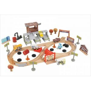 KidKraft Circuit de course Cars 3 Thunder Hollow