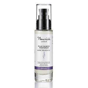 Nourish London Relax Calming Moisturiser - Crème relaxante peaux sensibles