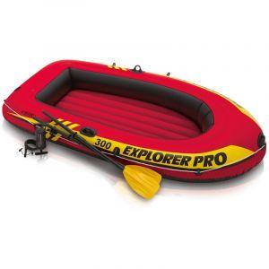 Ak Sport Explorer Pro 300 Bateau gonflable Rouge/Jaune