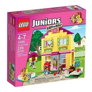 Lego 10686 - Juniors : La Maison