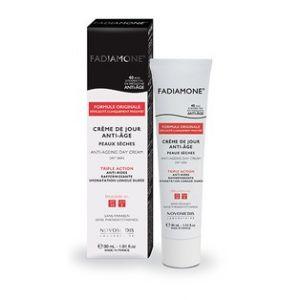 Laboratoire Novomedis Fadiamone - Crème de jour anti-âge peaux sèches