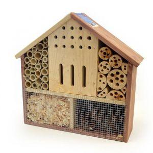 Duvo Hôtel à insectes Oberon - 37x11x36 cm