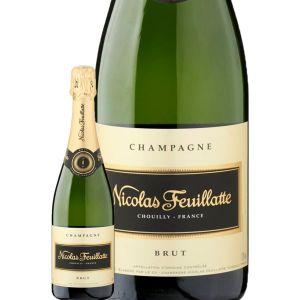 Nicolas Feuillatte Champagne AOP, Brut - La bouteille de 75cl