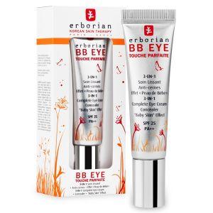 """Erborian BB Eye Touche Parfaite - 3-en-1 soin lissant anti-cernes effet """"peau de bébé"""""""