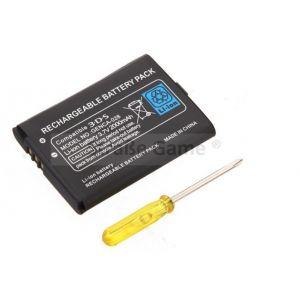 Batterie pour Nintendo 3DS 2000 Mah 3,7 V + Tournevis Ctr-003