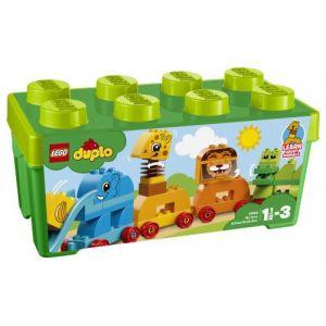Lego 10863 - Duplo Mes 1ers Pas : Mon premier train des animaux