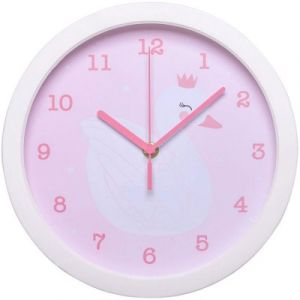 A Little Lovely Company Horloge cygne