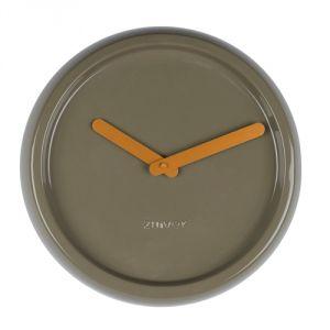 Zuiver Ceramic Time - Horloge ronde en céramique