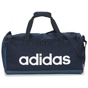 Adidas Sac de sport LIN DUFFLE M bleu - Taille Unique