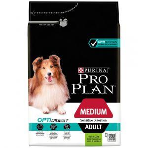 Purina Optidigest Medium Adult (Agneau) - Sac de 14 kg - Pro Plan