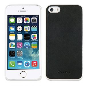 Muvit Coque Magnet + Support Voiture Aimante Apple Iphone 5s/se